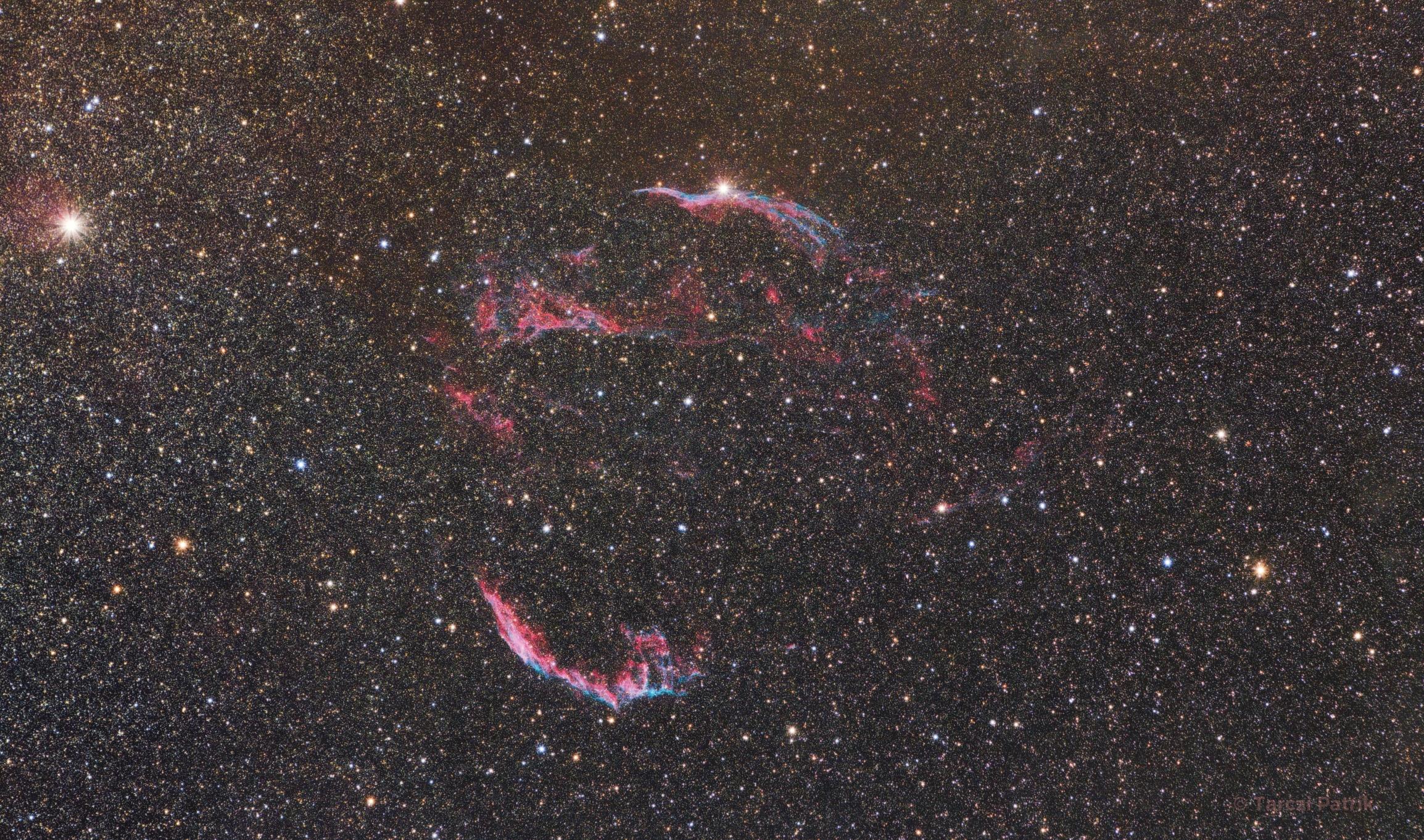 The complex of Veil Nebula