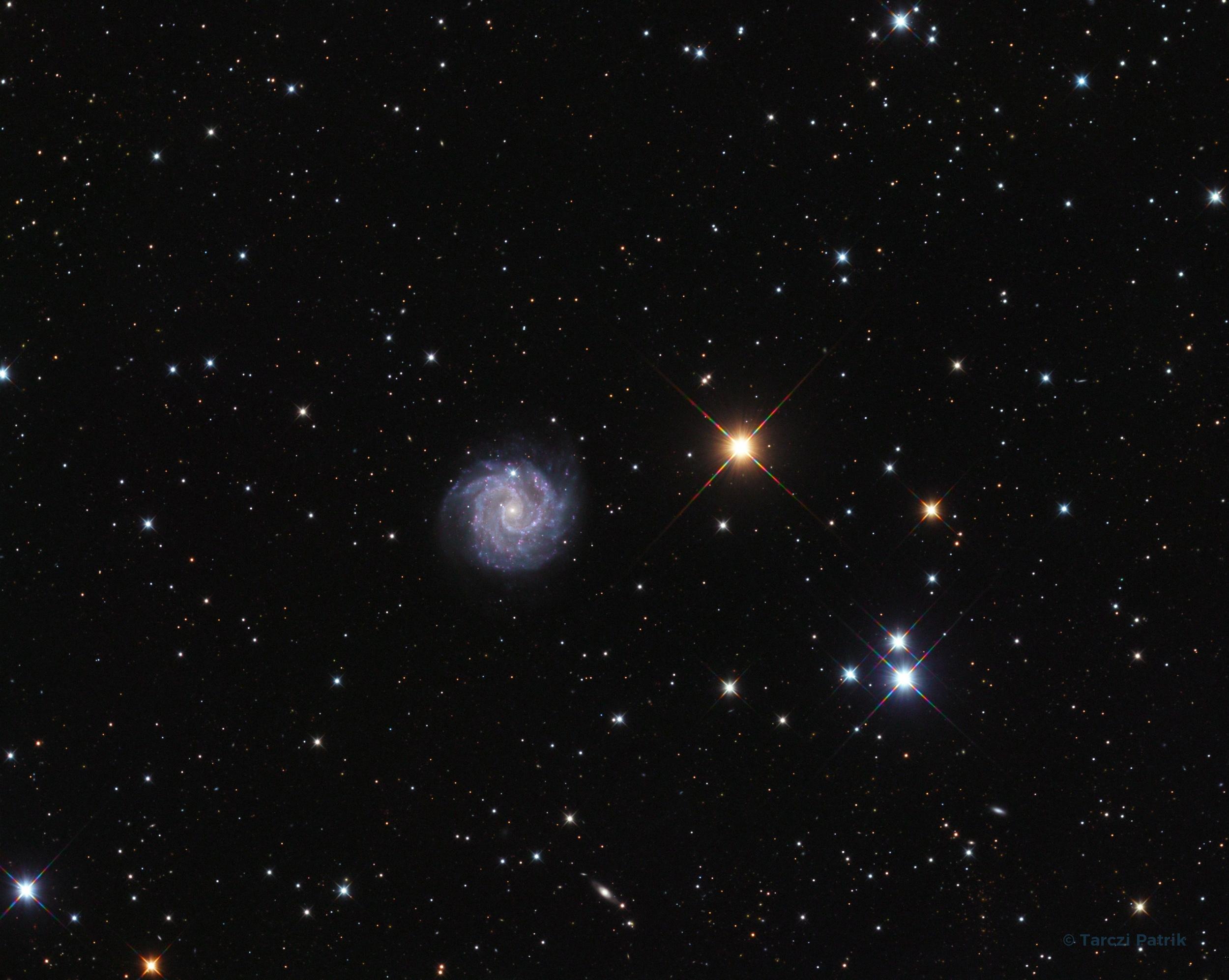 Az NGC3184 jelű galaxis