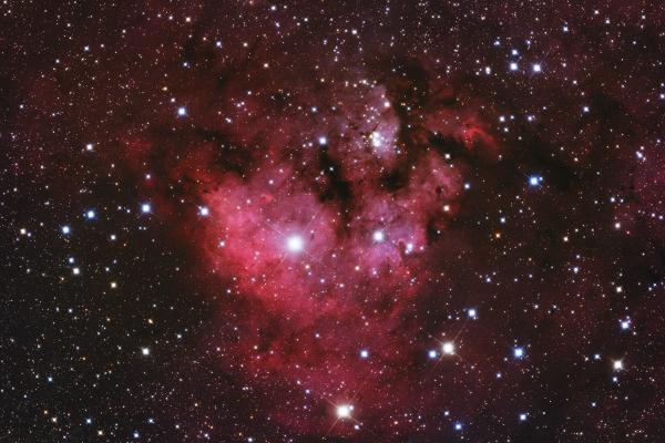 The Devil's Head Nebula