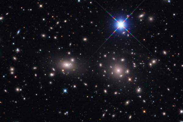A Coma Galaxishalmaz